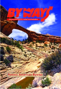 Famous Scenic Byways Cover